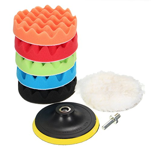 matcc-7pcs-3-5-6-7-polishing-padssponge-and-woolen-polishing-waxing-buffing-pads-kits-with-m10-drill