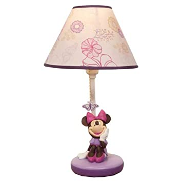 Awesome Minnie Mouse Butterfly Dreams Lamp Base U0026amp; ...