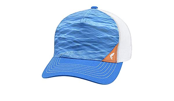 Simms 5 Panel Gorra Sombrero, Water Electric Blue: Amazon.es ...