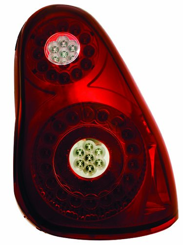 Red LED Tail Lamp - Pair ()