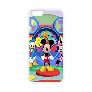 iPhone 6 4.7 Inch Phone Case Disney cartoon Mickey Mouse Minnie Mouse Protective Cell Phone Cases Cover DFK087583