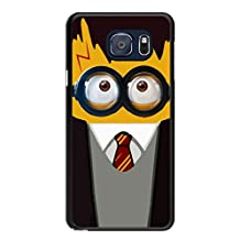 Samsung Note 5 Phone Case,Minion Harry Potter Popular Gifts Case Cover for Samsung Galaxy Note 5 (Black)