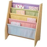 KidKraft Sling Bookshelf, Pastel