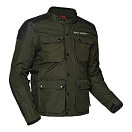 Royal Enfield Khardungla V2 Riding Jacket Olive (L) 42 CM (RRGJKM000069)