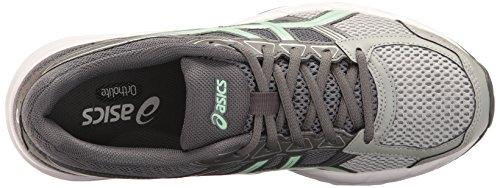 ASICS Grey Shoe 4 Mid Running Women's Silver Contend Sea Gel Glacier rx0HPwUqrn