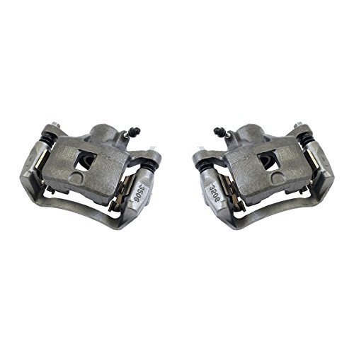 Brake Sebring Chrysler Caliper (CCK03274 REAR [2] Premium Grade OE Semi-Loaded Caliper Assembly Pair Set)
