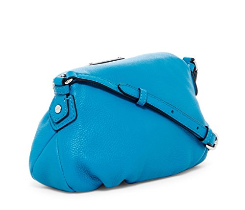by Marc Handbag Marc Natasha Turquoise Leather Mini Jacobs P6v6dWqwSn
