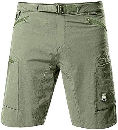 HAVIPRO pantalones cortos tácticos militares para hombre ...