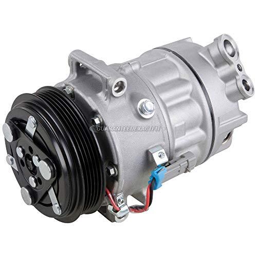 AC Compressor & A/C Clutch For Saab 9-3 & 9-3X - BuyAutoParts 60-01903NA NEW