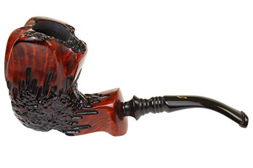 Nording Rustic #4 Tobacco Pipe - - Nording Erik Pipes
