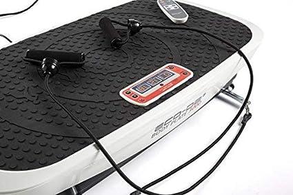 ECO-DE Plataforma Vibratoria Oscilante Body Plate 3000, Máquina De ...