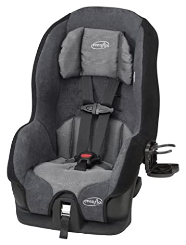 Evenflo Tribute LX Convertible Car Seat, Saturn - Cars