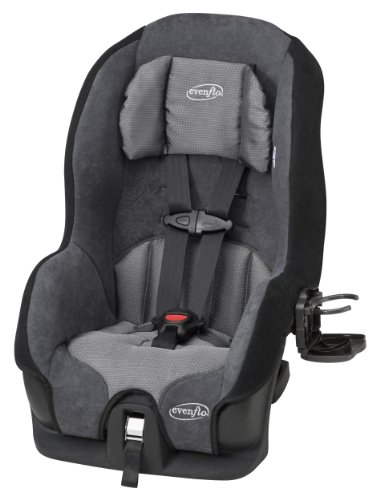 [Evenflo Tribute LX Convertible Car Seat, Saturn] (Rear Allow Accessories)