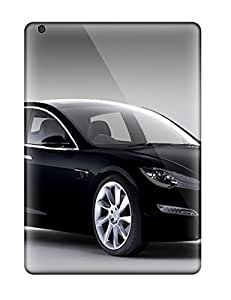 High Quality Tesla Model S 28 Skin Case Cover Specially Designed For Ipad - Air