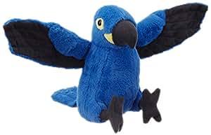 Wild Republic 10865 - Guacamayo azul de peluche (20 cm)
