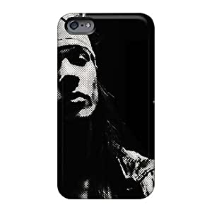 Iphone 6 NwX17955yCWy Support Personal Customs Realistic Guns N Roses Skin Shock Absorbent Hard Phone Case -AlissaDubois