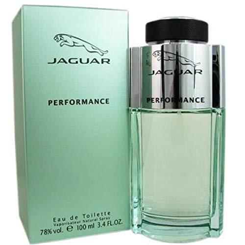 - Jaguar Performance by Jaguar Eau De Toilette Spray 3.4 oz