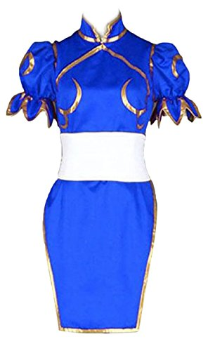 ZYHCOS Cosplay Costume Cheongsam Women's Superior Combat Dress