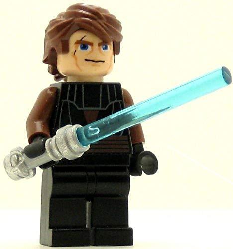 (LEGO Star Wars Minifig Anakin Skywalker Clone Wars )