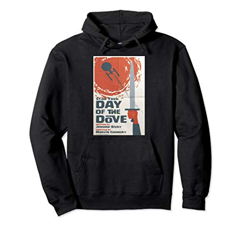 Star Trek Original Series Day Of The Dove Hoodie