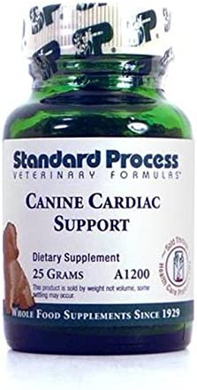 Canine Cardiac Support 25 Grams by Standard Process