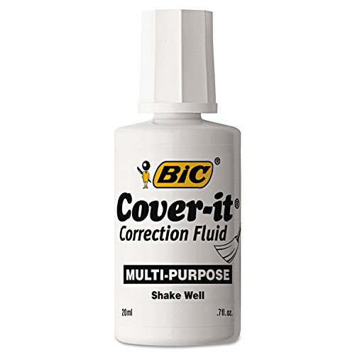 BIC Cover Correction Milliliter WOC12 WE
