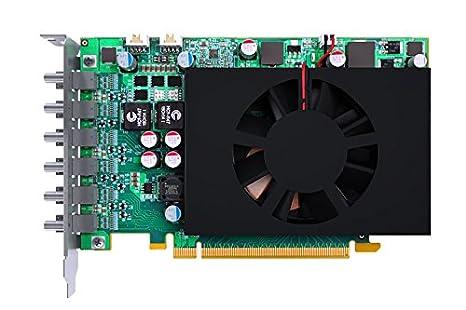 Matrox C680 PCIe x16 - Tarjeta gráfica (C680, 4 GB, GDDR5 ...
