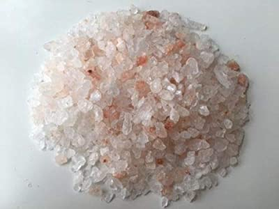 Santmira (5 lbs) Himalayan Pink Gourmet Salt - Coarse Bulk Bag 100% Pure, Natural & Organic, Clean, Food Grade Salt, Suitable for Grinders, Refill Therapeutic Pillows, Seasoning.