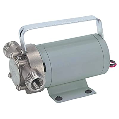 12 Volt Marine Utility Pump from TNM by Pacific Hydrostar