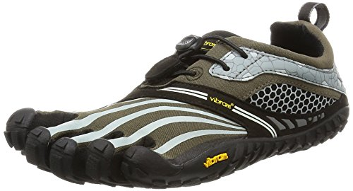 Vibram FiveFingers Spyridon LS - Women's Military Green/Grey/Black 37