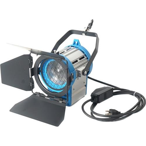 (CAME-TV Pro 300W Fresnel Tungsten Light with Built-in Dimmer Control )