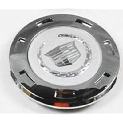 "Tuesnut 2007-2014 Escalade ESV 2007-2013 Escalade EXT Wheel Center HUB Cap Silver 7-Spoke 22"" Wheels ONLY Replace # 9596649 (1): Automotive"