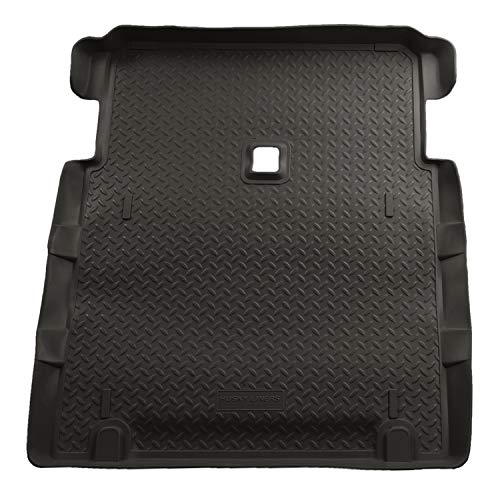 Husky Liners Cargo Liner Fits 04-06 Wrangler Unlimited, 05-06 Unlimited Rubicon ()