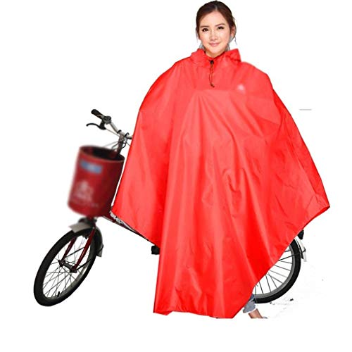 Marca Capucha De Libre Poncho Single Sólido Impermeable Hat Con Al Electric Moda 2 Aire Mode Color Bicycle x1wvZS
