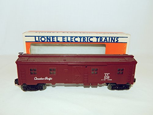 Lionel 6-5728 Canadian Pacific Bunk Car O MPC Passenger for sale  Delivered anywhere in USA
