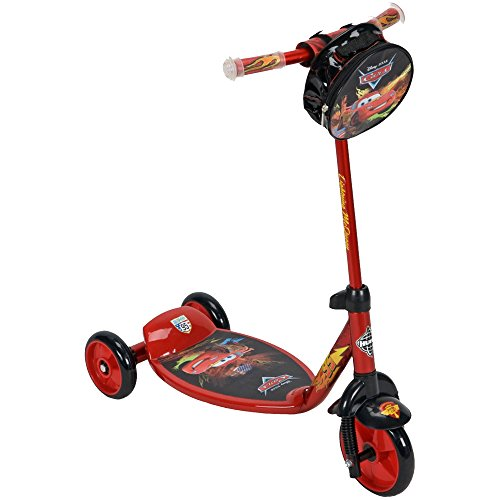 Huffy Disney Cars 3-Wheel Scooter