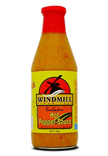 Windmill products hot pepper sauce product image