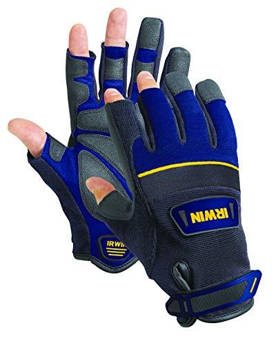 - IRWIN Tools Carpenter Gloves, Large (432003)