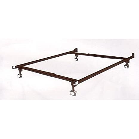 Amazon.com: Twin, Full & Queen Size Adjustable Bed Frame: Kitchen ...