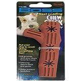 Boss Pet 02670 Rubber Chew Stick Treat Loading Dog Toy