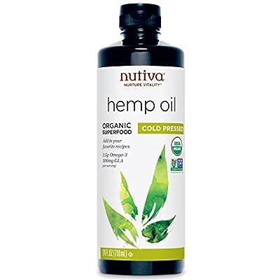 Nutiva Organic Hempseed Oil by Nutiva