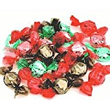 Golightly ASSORTED CHOCOLATES HARD Candy, 1 lb, Sugar Free, Individually wrapped (about 120 pcs) Kof-K-D