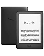 All-new Kindle - Now with a Built-in Front Light - 4 GB, Black (International Version)