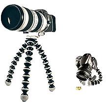 BL Medium Size Gorillapod Type Flexible Ball Leg Mini Tripod for Digital Camera and Camcorder (DCE1006)