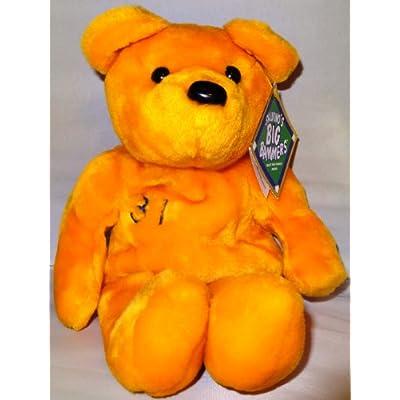 Salvino Bammers Baseball Player Mike Piazza #31 Large Teddy Bear Plush Bean Bag: Toys & Games