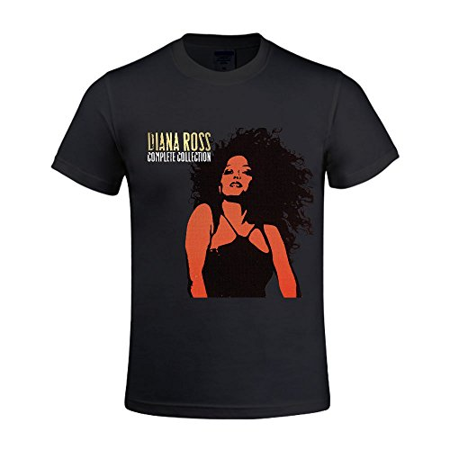 xping-diana-ross-american-singer-cotton-fashion-t-shirt-for-mens-black