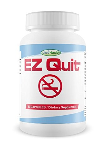 EZ Quit How to Natural Stop Quit Smoke Smoking Pills