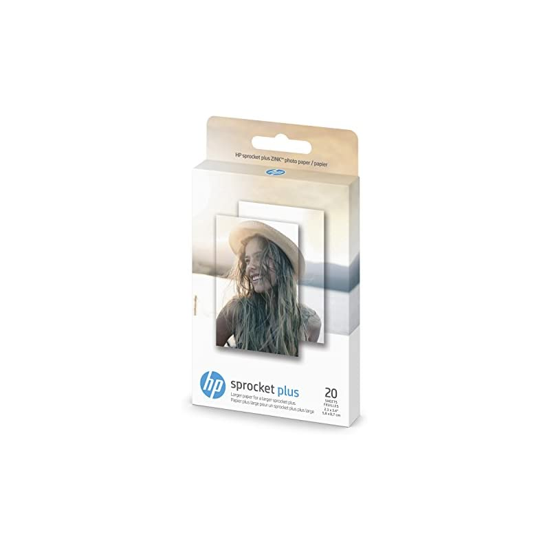 HP Photo Paper exclusively for HP Sprock