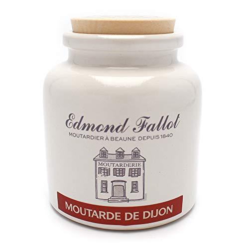 Edmond Fallot – Dijon Mosterd (Keramische container) – 250 gram
