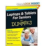 img - for Laptops and Tablets For Seniors For Dummies 2nd Second edition byMuir book / textbook / text book